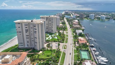 500 S Ocean Boulevard UNIT 504, Boca Raton, FL 33432 - MLS#: RX-10464669