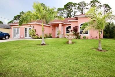 1752 SW Bonfire Terrace, Port Saint Lucie, FL 34953 - MLS#: RX-10464682
