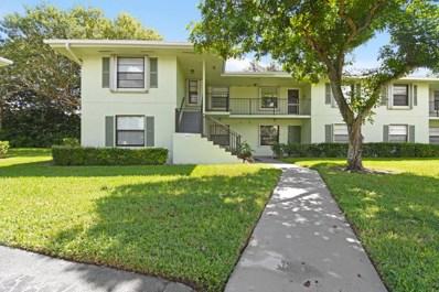 2201 Sabal Ridge Court UNIT 22-A, Palm Beach Gardens, FL 33418 - MLS#: RX-10464695