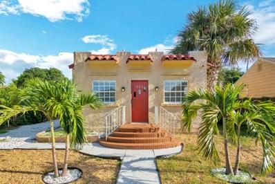 521 45th Street, West Palm Beach, FL 33407 - #: RX-10464704