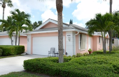 4104 Old Oak Drive, Palm Beach Gardens, FL 33410 - MLS#: RX-10464707