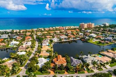 4307 Intracoastal Drive, Highland Beach, FL 33487 - MLS#: RX-10464712