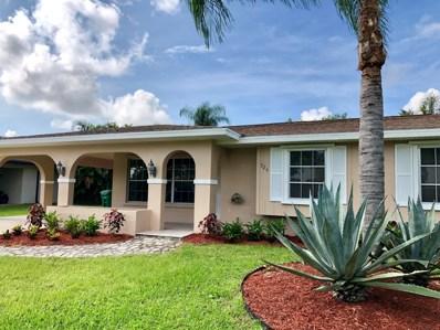 226 NE Camelot Drive, Port Saint Lucie, FL 34983 - MLS#: RX-10464813