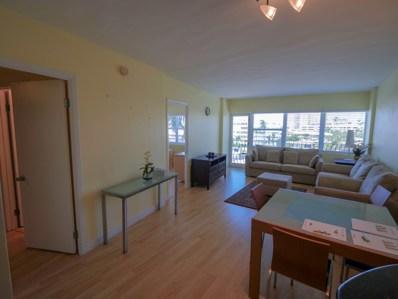 3250 NE 28th Street UNIT 507, Fort Lauderdale, FL 33308 - MLS#: RX-10464834