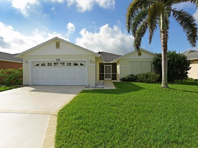 6704 Picante Circle, Fort Pierce, FL 34950 - MLS#: RX-10464841