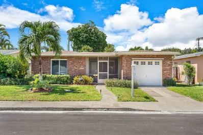 1617 N L Street, Lake Worth, FL 33460 - MLS#: RX-10464855