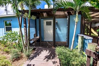800 Fernwood Drive, West Palm Beach, FL 33405 - MLS#: RX-10464937