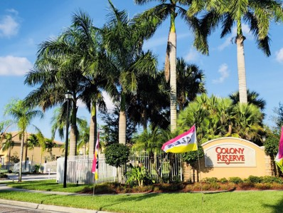 5908 Monterra Club Drive, Lake Worth, FL 33463 - MLS#: RX-10464946