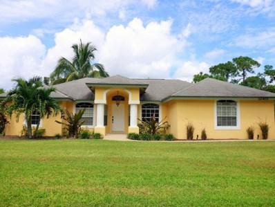 12401 Temple Boulevard, West Palm Beach, FL 33412 - #: RX-10464954