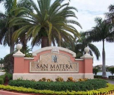 2728 Anzio Court UNIT 101, Palm Beach Gardens, FL 33410 - MLS#: RX-10464962