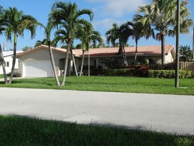 2401 NE 35th Drive, Fort Lauderdale, FL 33308 - MLS#: RX-10464966