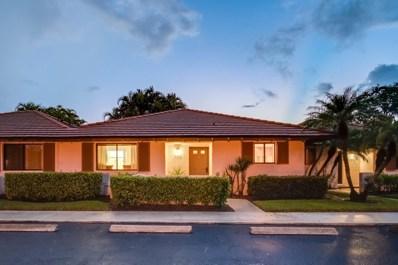 207 Club Drive, Palm Beach Gardens, FL 33418 - MLS#: RX-10464974