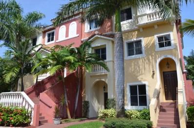 212 Bayfront Drive, Boynton Beach, FL 33435 - MLS#: RX-10465094
