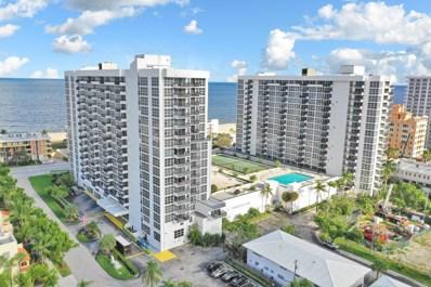 531 N Ocean Boulevard UNIT 1201, Pompano Beach, FL 33062 - MLS#: RX-10465099