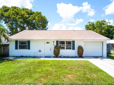 4451 Constantine Circle, Greenacres, FL 33463 - MLS#: RX-10465142