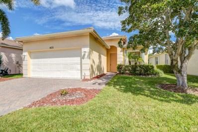 823 SW Rocky Bayou Terrace, Port Saint Lucie, FL 34986 - MLS#: RX-10465145