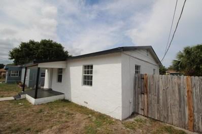 1660 W 26th Street, Riviera Beach, FL 33404 - MLS#: RX-10465191