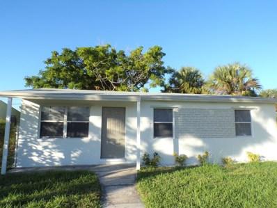 1540 W 10th Street, Riviera Beach, FL 33404 - MLS#: RX-10465241