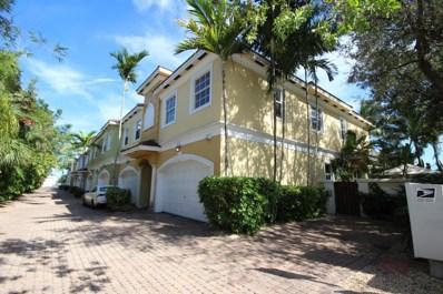 3006 NE 5th Terrace UNIT 3006, Wilton Manors, FL 33334 - MLS#: RX-10465283