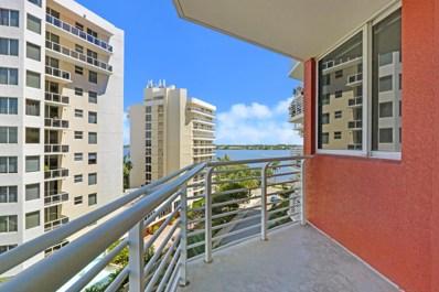 1551 N Flagler Drive UNIT 706, West Palm Beach, FL 33401 - MLS#: RX-10465286