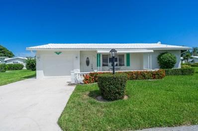 2110 SW Lake Circle Drive, Boynton Beach, FL 33426 - MLS#: RX-10465292