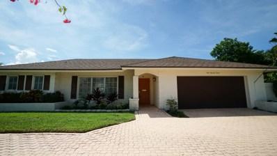 912 Eve Street, Delray Beach, FL 33483 - MLS#: RX-10465395