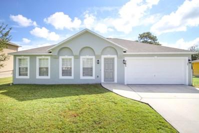 761 SW Avens Street, Port Saint Lucie, FL 34983 - MLS#: RX-10465407