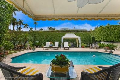 665 N Lake Way, Palm Beach, FL 33480 - MLS#: RX-10465410
