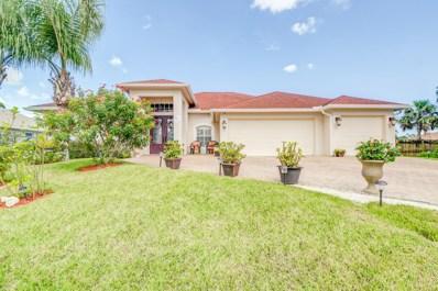 1813 SW Bradway Lane, Port Saint Lucie, FL 34953 - MLS#: RX-10465433