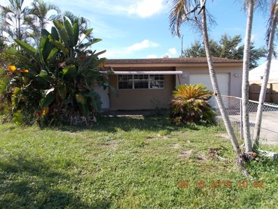 4110 Winchester Lane, West Palm Beach, FL 33406 - MLS#: RX-10465455