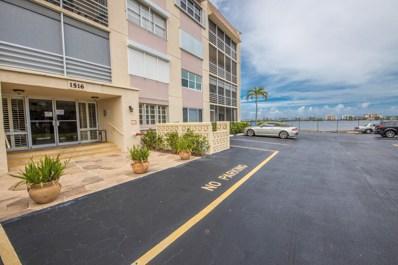 1516 S Lakeside Drive UNIT 306, Lake Worth, FL 33460 - #: RX-10465476