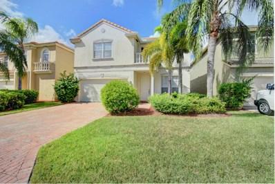 8511 Via D Oro, Boca Raton, FL 33433 - MLS#: RX-10465484