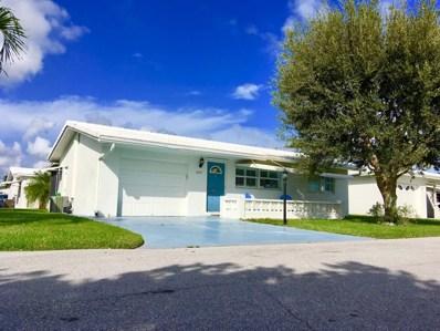 1003 Siesta Avenue, Boynton Beach, FL 33426 - MLS#: RX-10465488