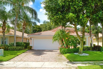7300 Lugano Drive, Boynton Beach, FL 33437 - MLS#: RX-10465511