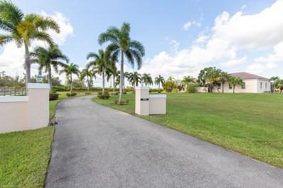 15725 Estancia Lane, Wellington, FL 33414 - MLS#: RX-10465529