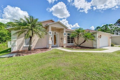 1749 SW Victor Lane, Port Saint Lucie, FL 34984 - MLS#: RX-10465541