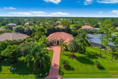 10400 SW Stones Throw Terrace, Palm City, FL 34990 - MLS#: RX-10465587