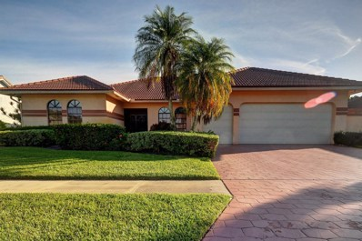 10099 Canoe Brook Circle, Boca Raton, FL 33498 - MLS#: RX-10465592