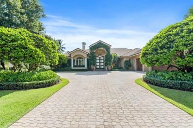3480 Ambassador Road, Wellington, FL 33414 - MLS#: RX-10465599