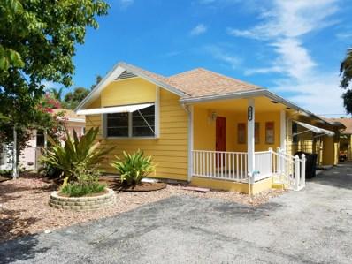 814 S Federal Highway, Lake Worth, FL 33460 - MLS#: RX-10465764