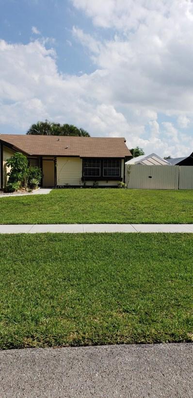 5173 El Claro Circle, West Palm Beach, FL 33415 - MLS#: RX-10465776