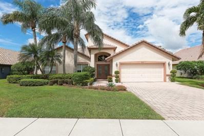 6013 Golf Villas Drive, Boynton Beach, FL 33437 - MLS#: RX-10465821