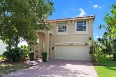 2455 Sawyer Terrace, Wellington, FL 33414 - MLS#: RX-10465857