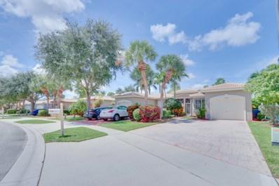 10624 Royal Caribbean Circle, Boynton Beach, FL 33437 - MLS#: RX-10465867
