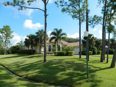 10447 SW Fiddlers Way, Palm City, FL 34990 - MLS#: RX-10465901