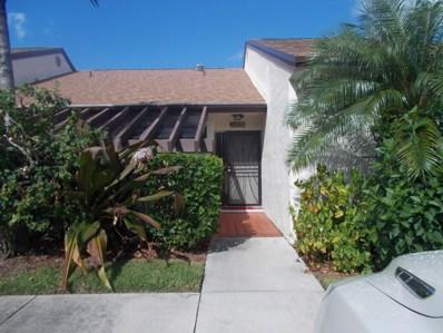 3615 Willa Way UNIT D, Lake Worth, FL 33467 - MLS#: RX-10465919