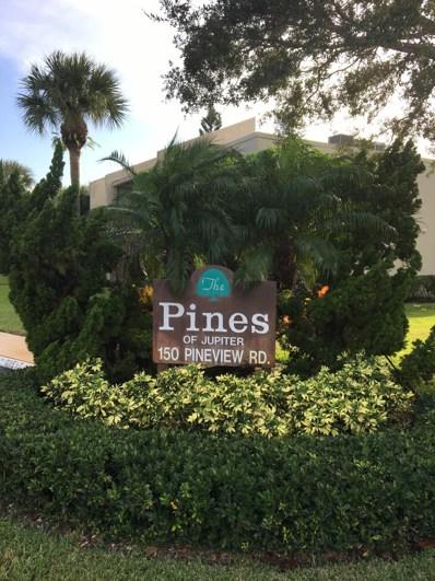 150 Pineview Road UNIT B1, Jupiter, FL 33469 - MLS#: RX-10465925