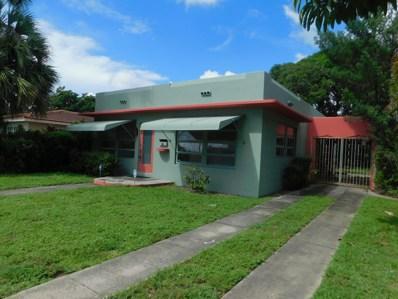 2813 Poinsettia Avenue, West Palm Beach, FL 33407 - MLS#: RX-10466001