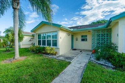 14290 Nesting Way UNIT C, Delray Beach, FL 33484 - MLS#: RX-10466020
