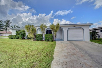 22547 Lanyard Street, Boca Raton, FL 33428 - #: RX-10466075